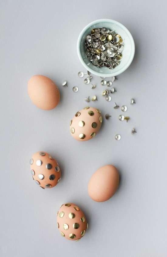 Uova di Pasqua metal
