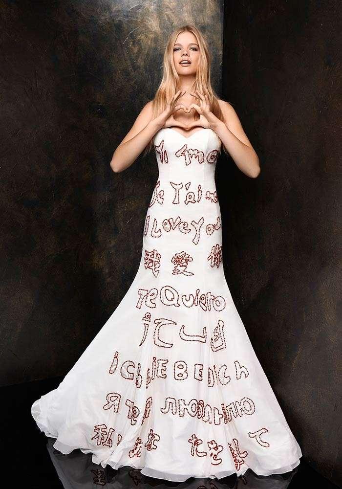 Vestiti Da Sposa Particolari.Abiti Da Sposa Particolari