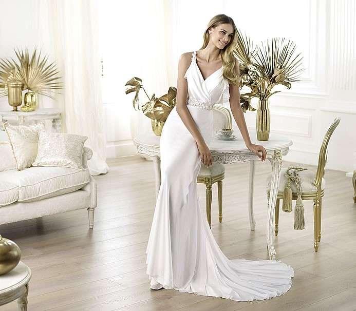 Vestito da sposa Pronovias 2014 modello Laia