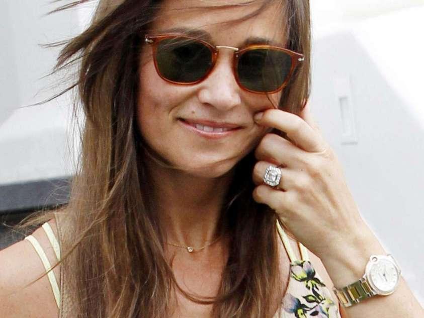 L'anello di Pippa Middleton
