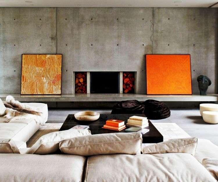 Cemento per le pareti