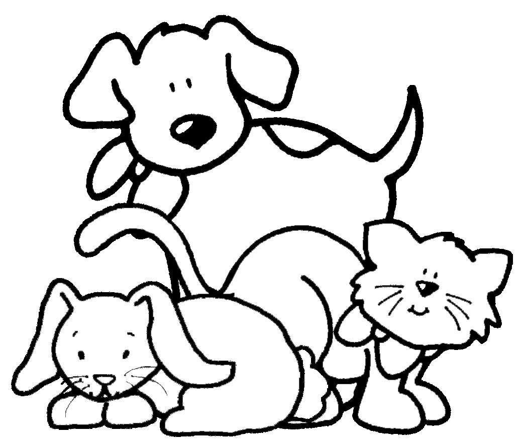 Disegno con animaletti