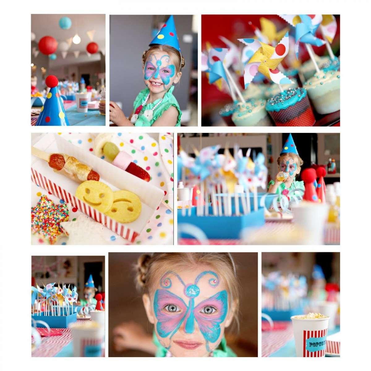 abbastanza Idee per feste di compleanno per bambini WG77