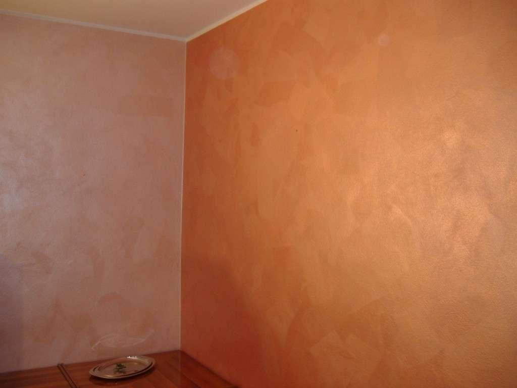 Abbinamento arancio e rosa
