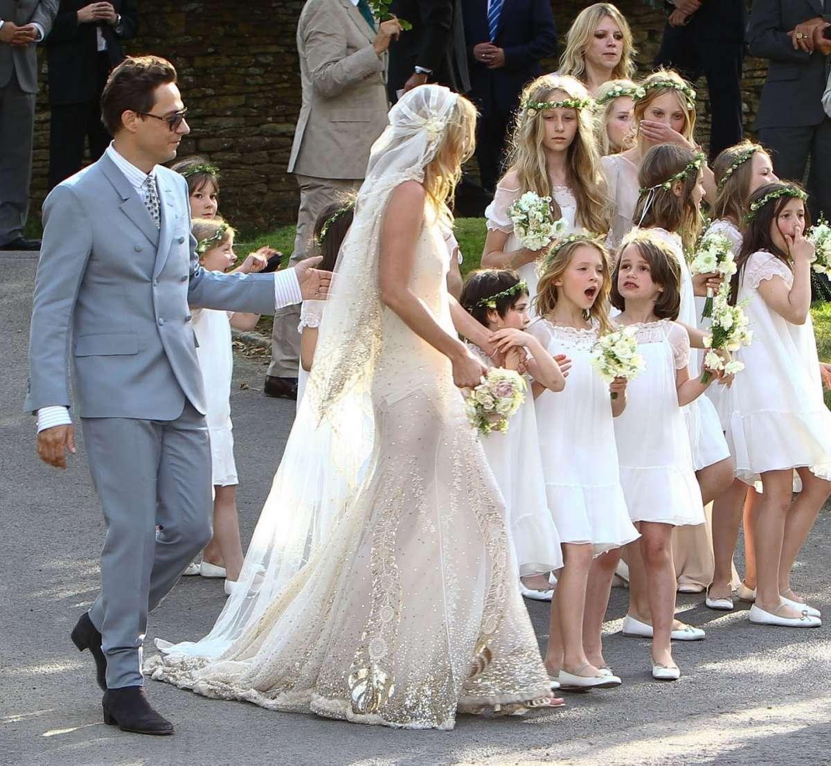Vestito Da Sposa Kate Moss.Abiti Da Sposa Delle Star Pagina 5