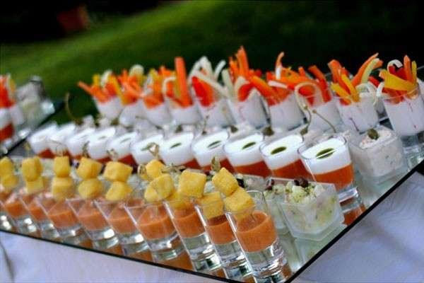 Antipasto buffet