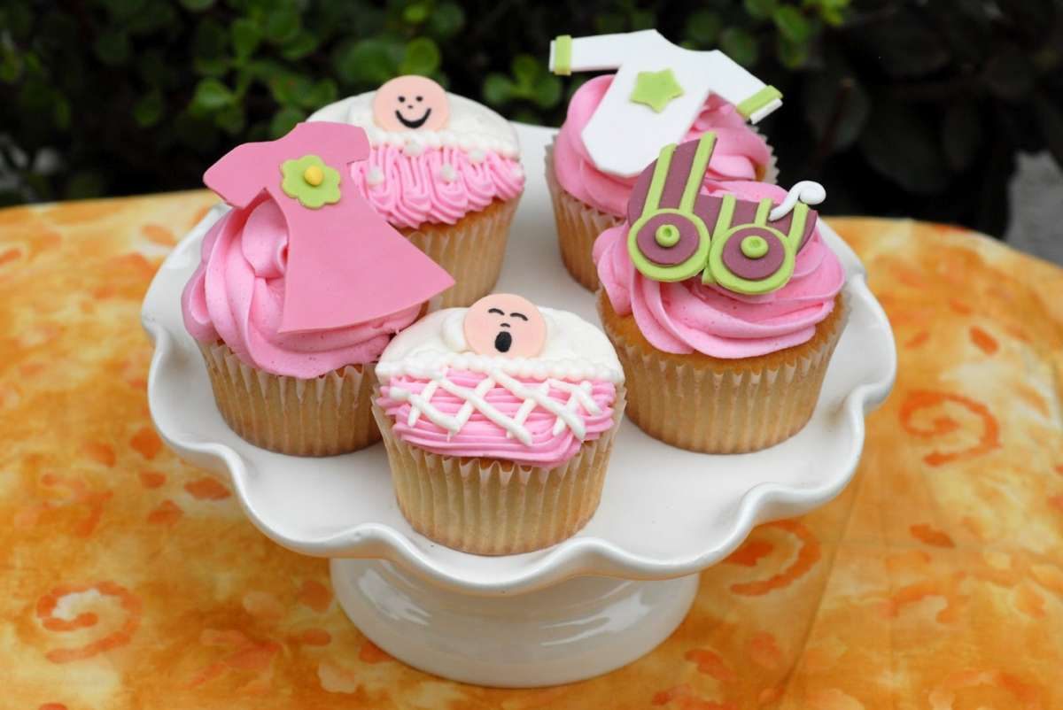 Cupcakes per una femminuccia