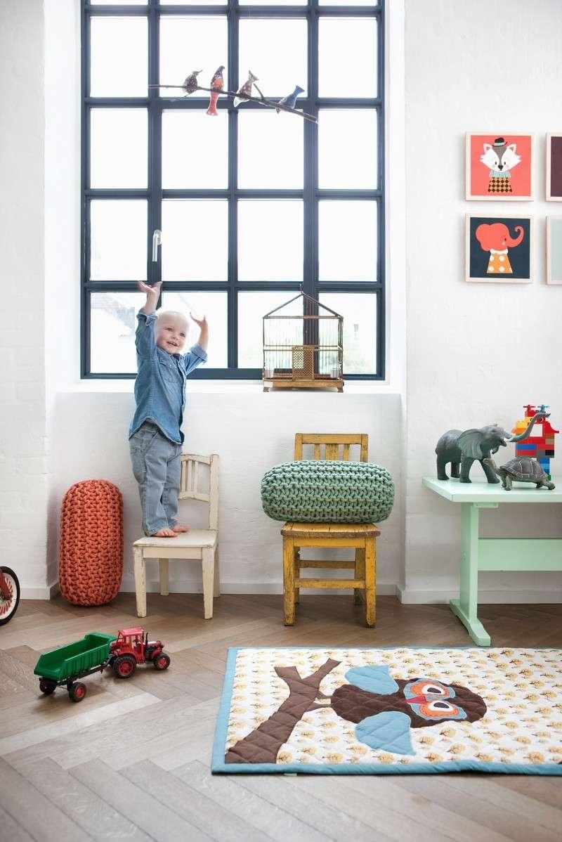 Originali colori per la camera dei bambini