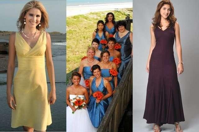 Vestiti perfetti per nozze al mare