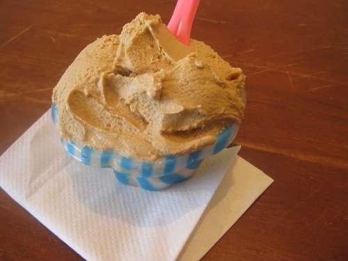 Arte del gelato: nocciola