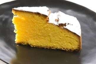 Fettina di torta paradiso