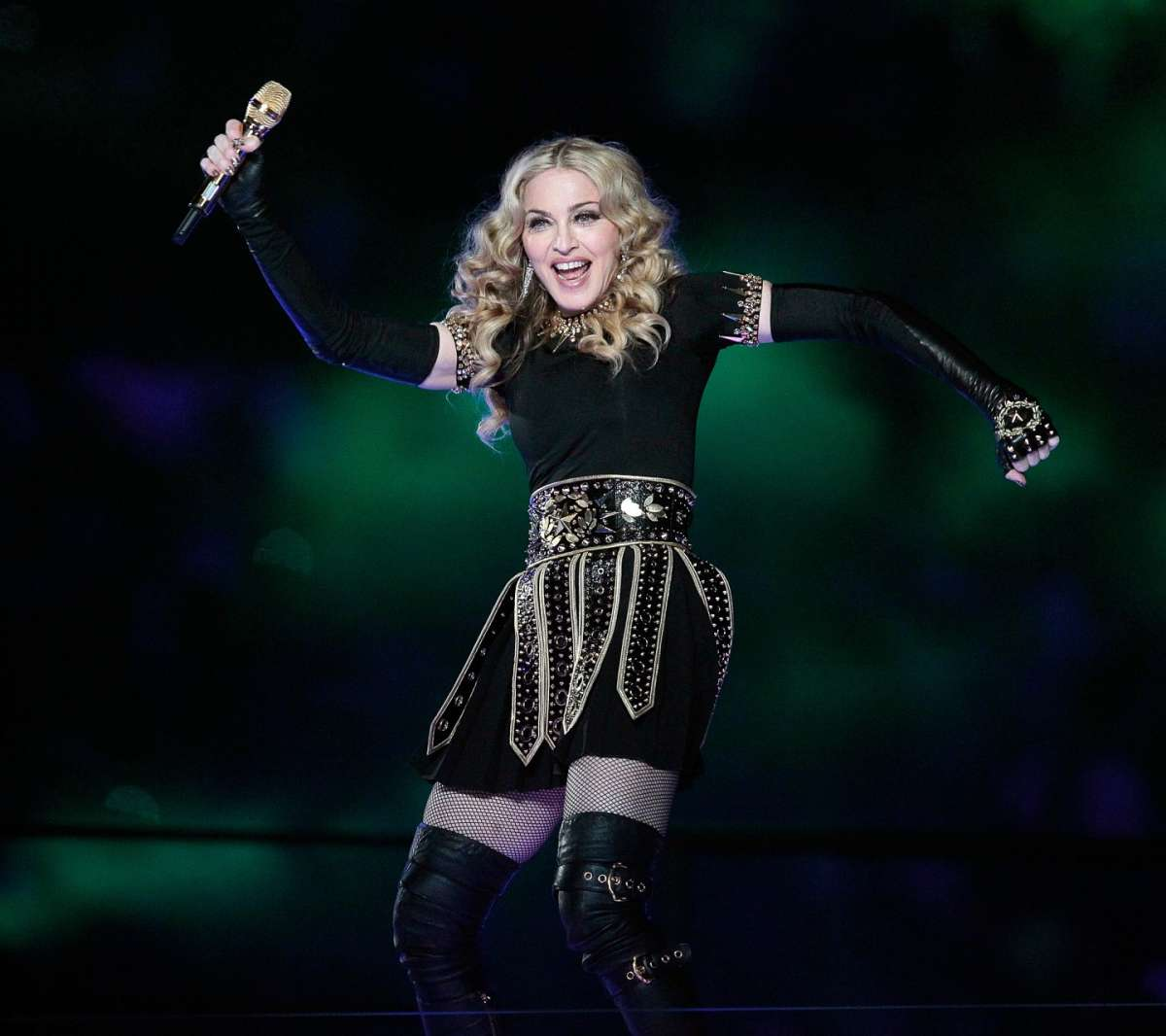 Madonna che balla
