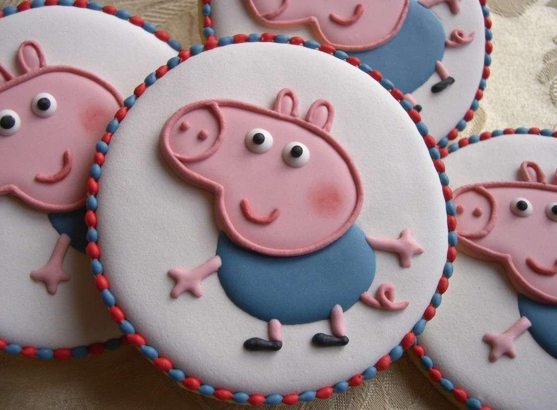 Biscottini di Peppa Pig
