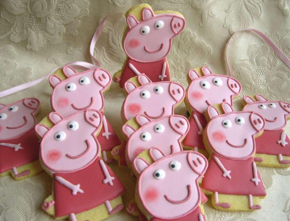 Biscottini Peppa Pig