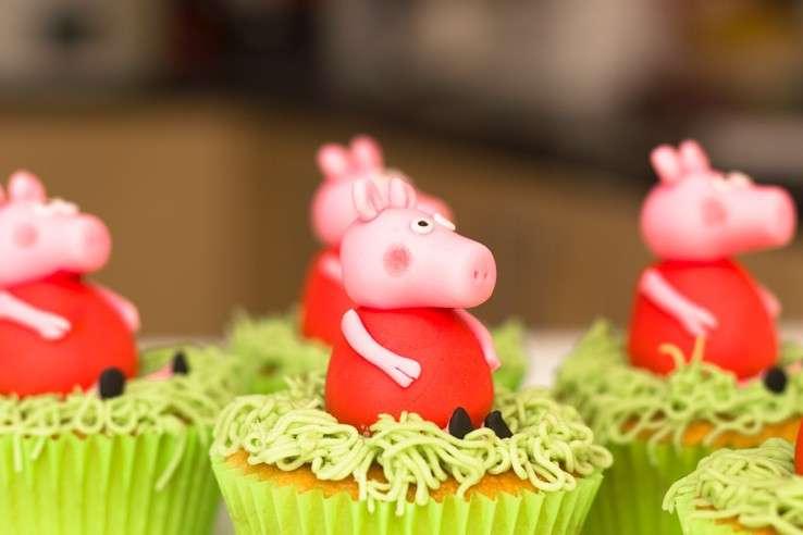 Le decorazioni di Peppa Pig