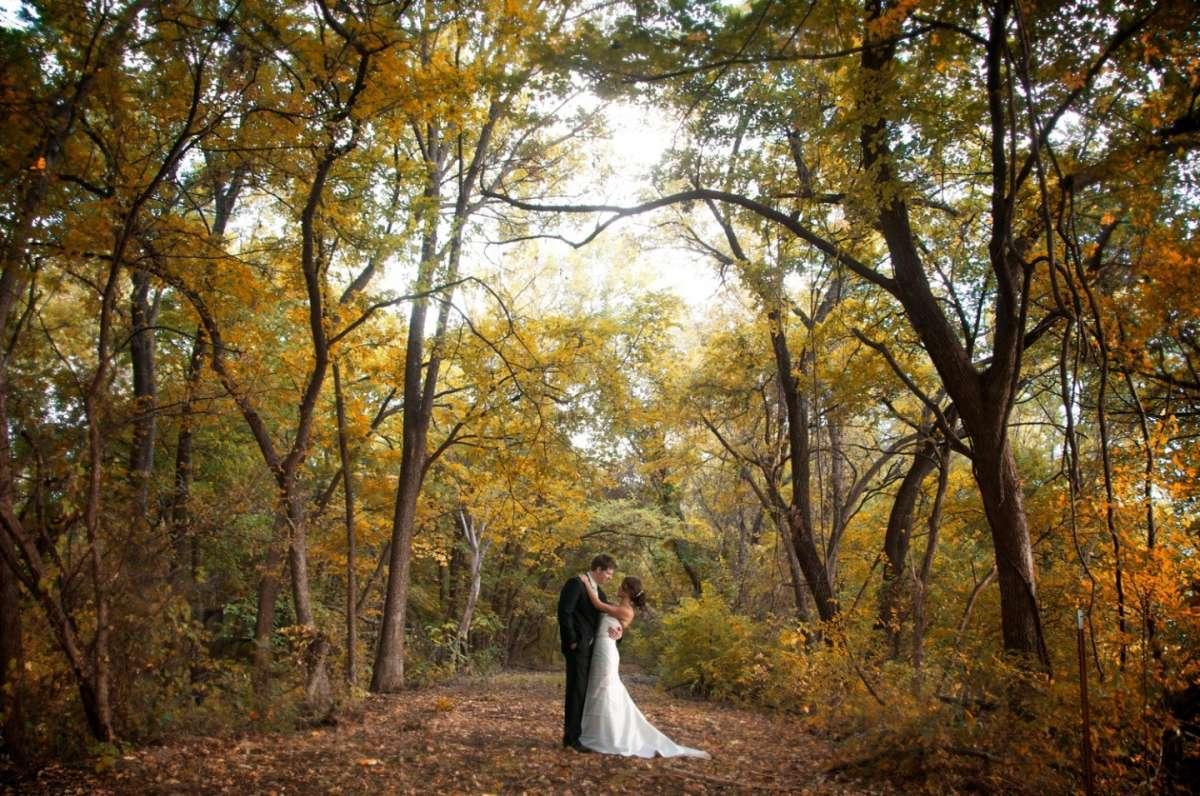 Matrimonio in autunno in campagna
