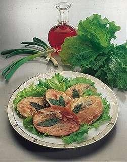Ricetta saltimbocca