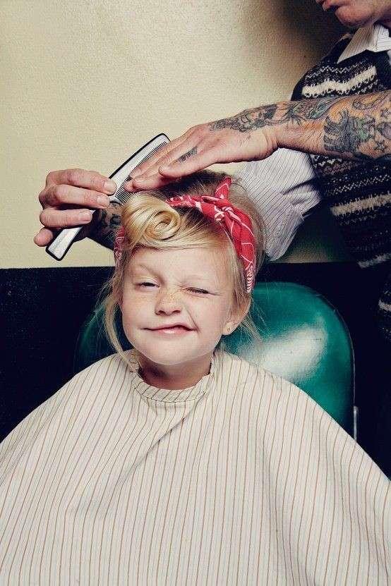 Tagli alla moda per bambini