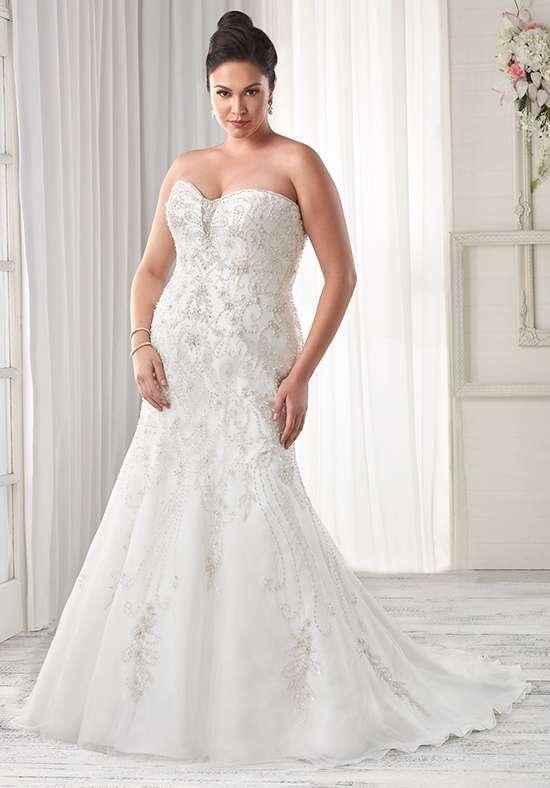 Abito da sposa a sirena Bonny Bridal