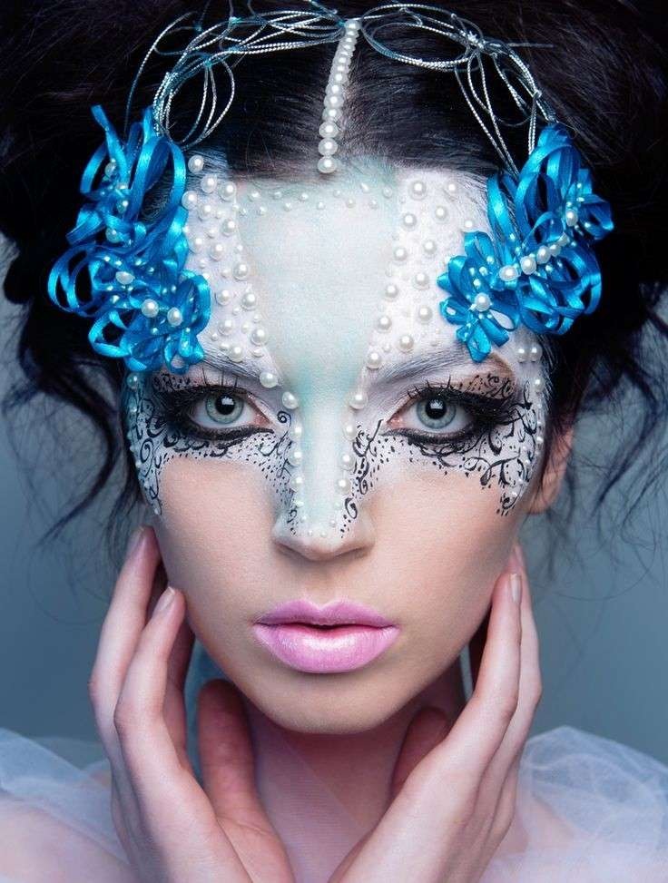 Beauty per Halloween ispirato ad Avatar