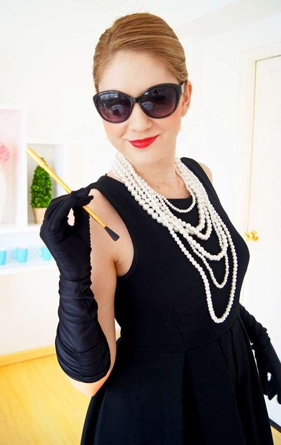 Costume Audrey Hepburn