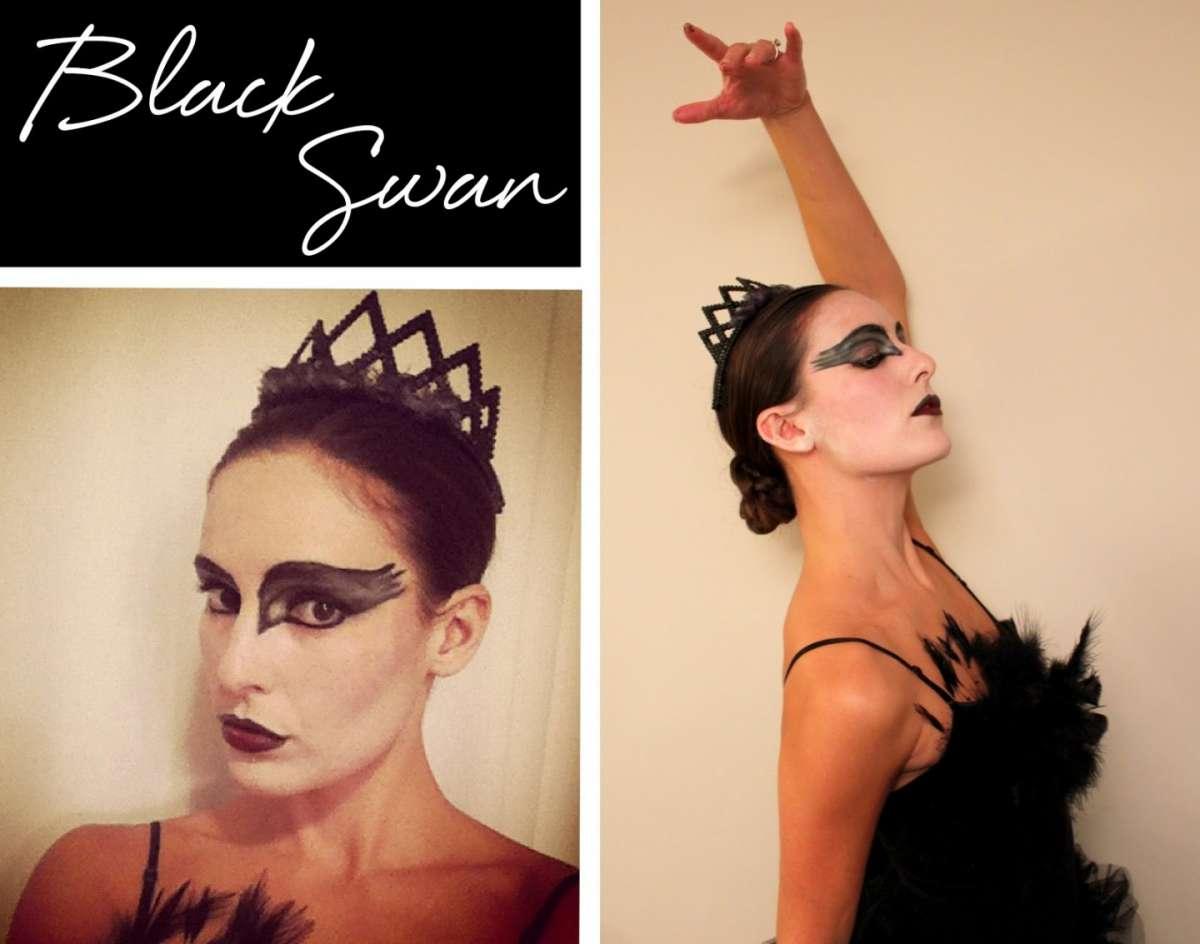 Costume da il Cigno Nero