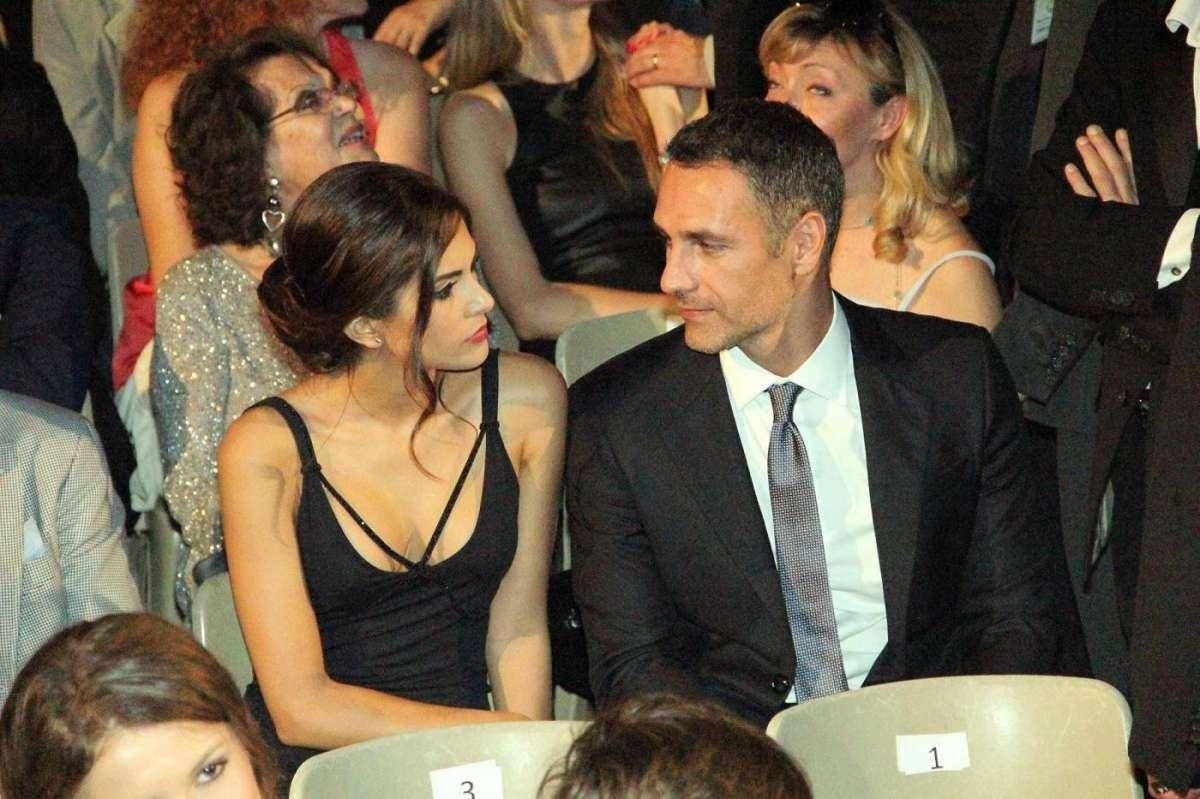 I due attori a Taormina