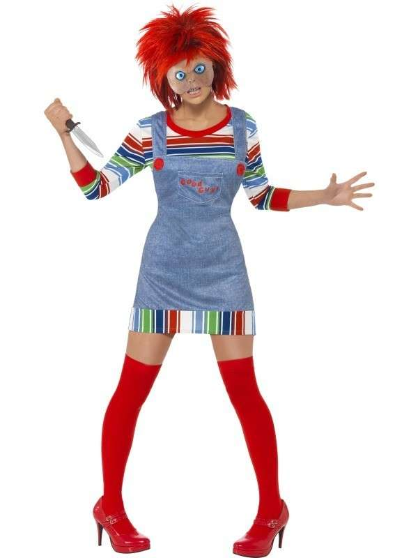 Look completo da bambola assassina