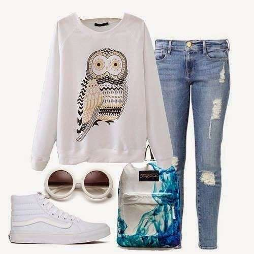Look sporty chic