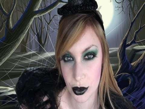 Make up dark