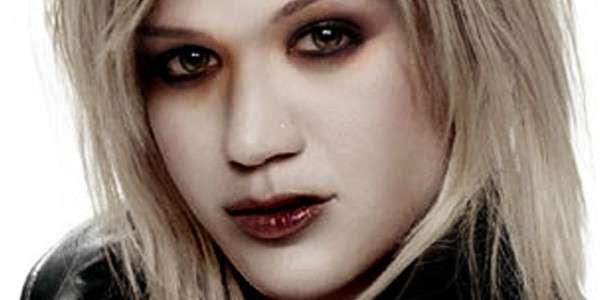 Trucco Halloween blood
