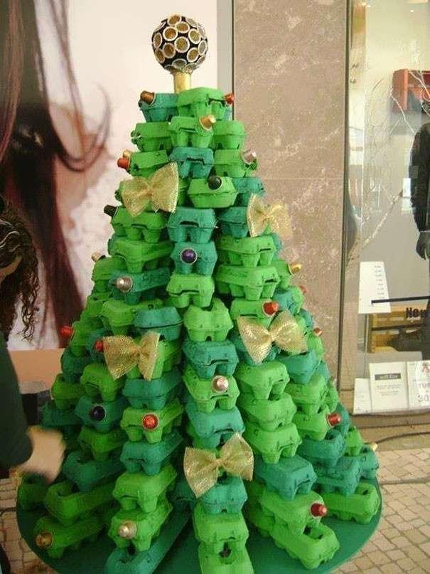 Albero Di Natale Per Bambini Piccoli.Albero Di Natale Fai Da Te Per Bambini