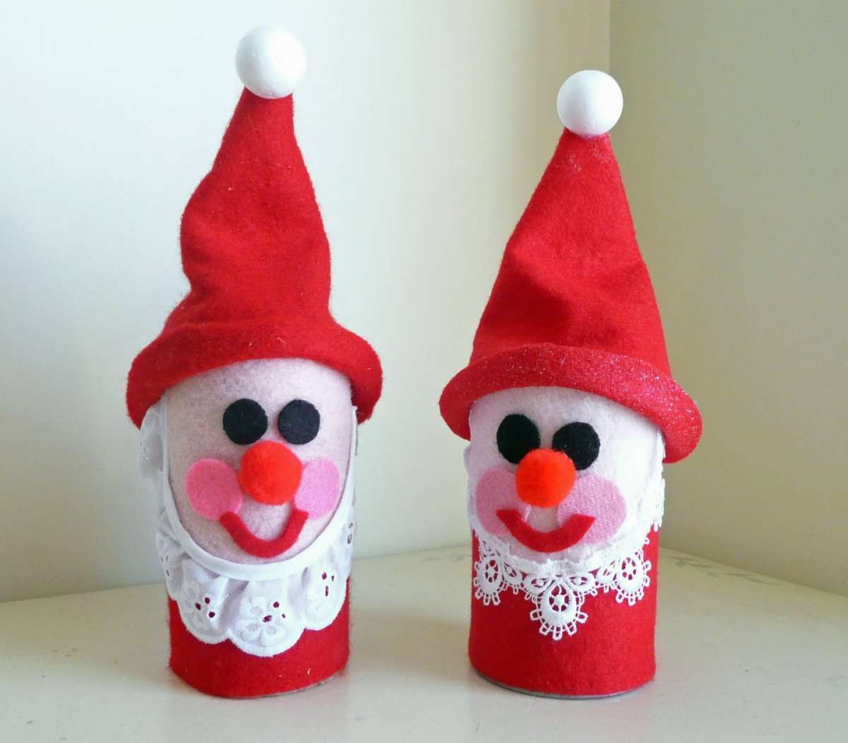 Babbi Natale per la prima elementare