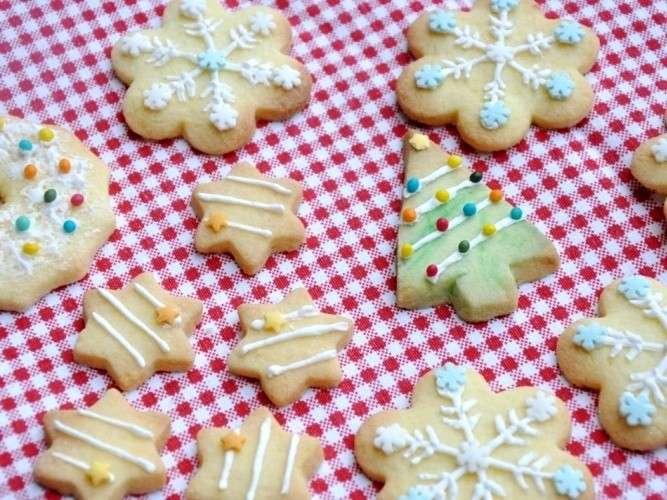 Biscotti di natale gluten free