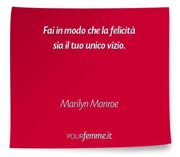 Frase di Marilyn Monroe