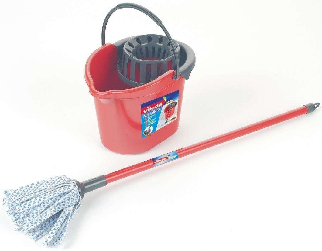 Out: kit per la pulizia dei pavimenti