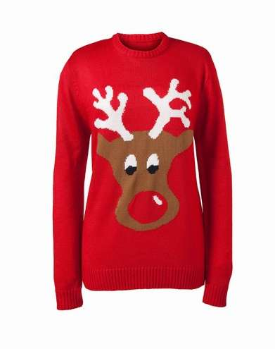 Out: maglione con la renna