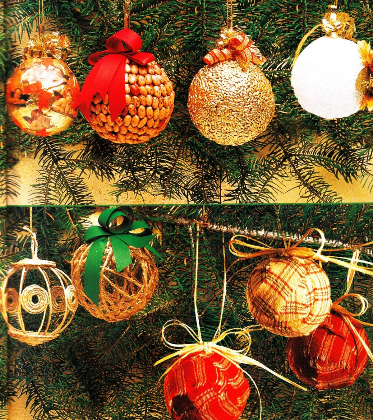Palline di Natale per l'albero