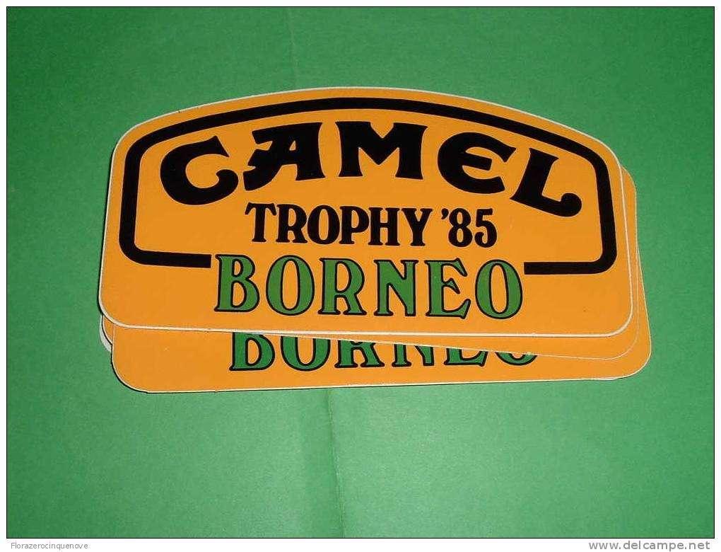Adesivi Camel Trophy
