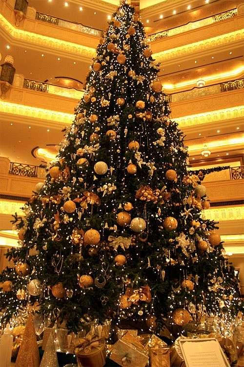 Albero di Natale di Abu Dhabi