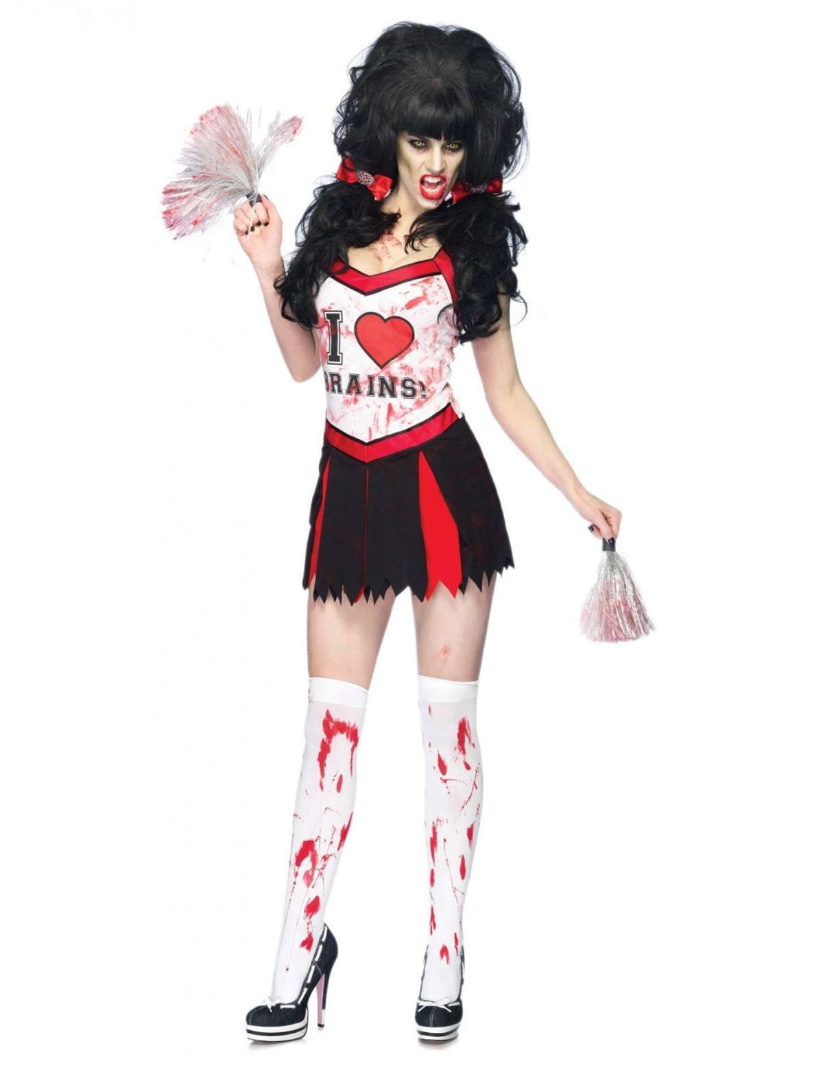 Cheerleader zombie