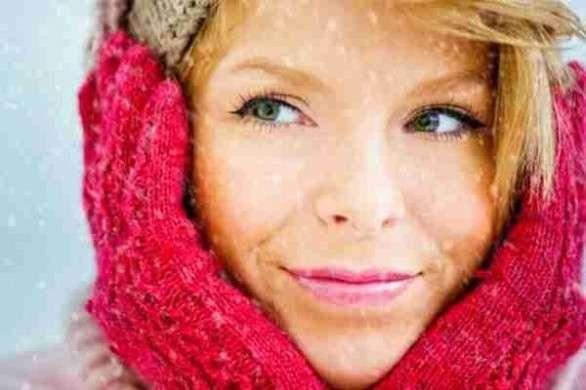 Il freddo può provocare l'orticaria