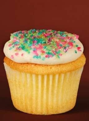 Muffin con crema al burro