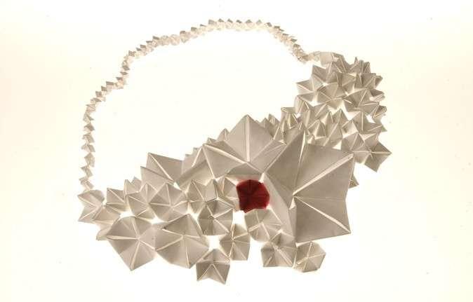 Origami per la collana