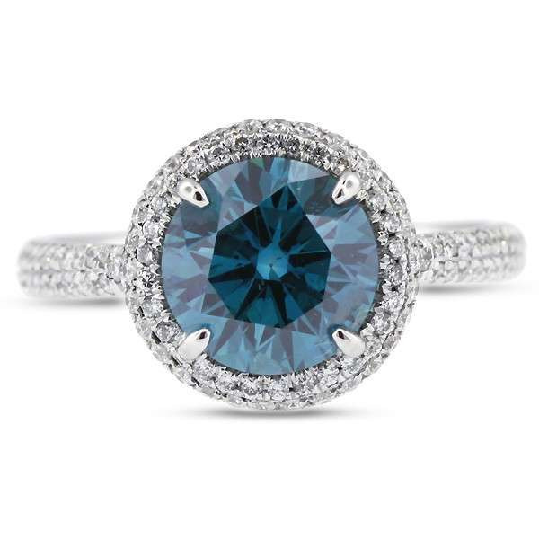 Anelli di fidanzamento con pietre preziose