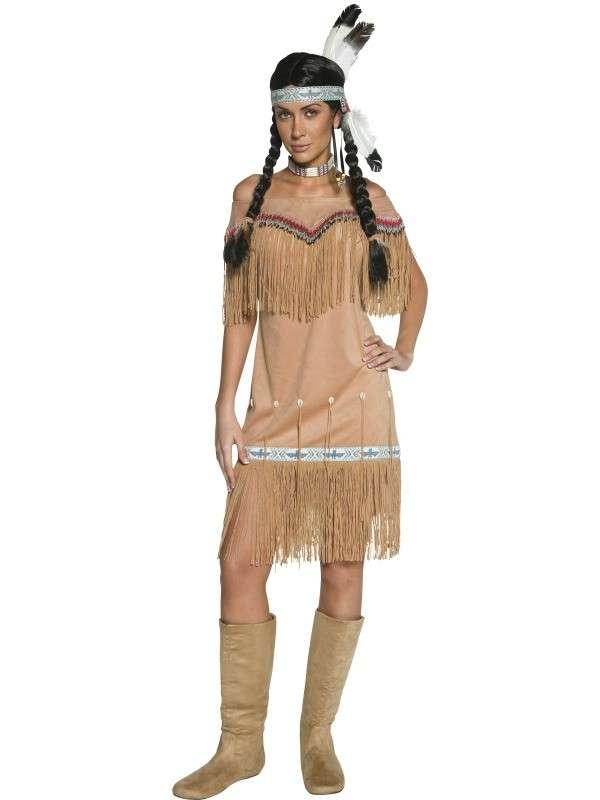 Costume da indiana