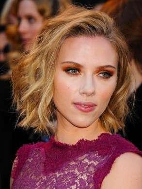 I capelli di Scarlett Johansson