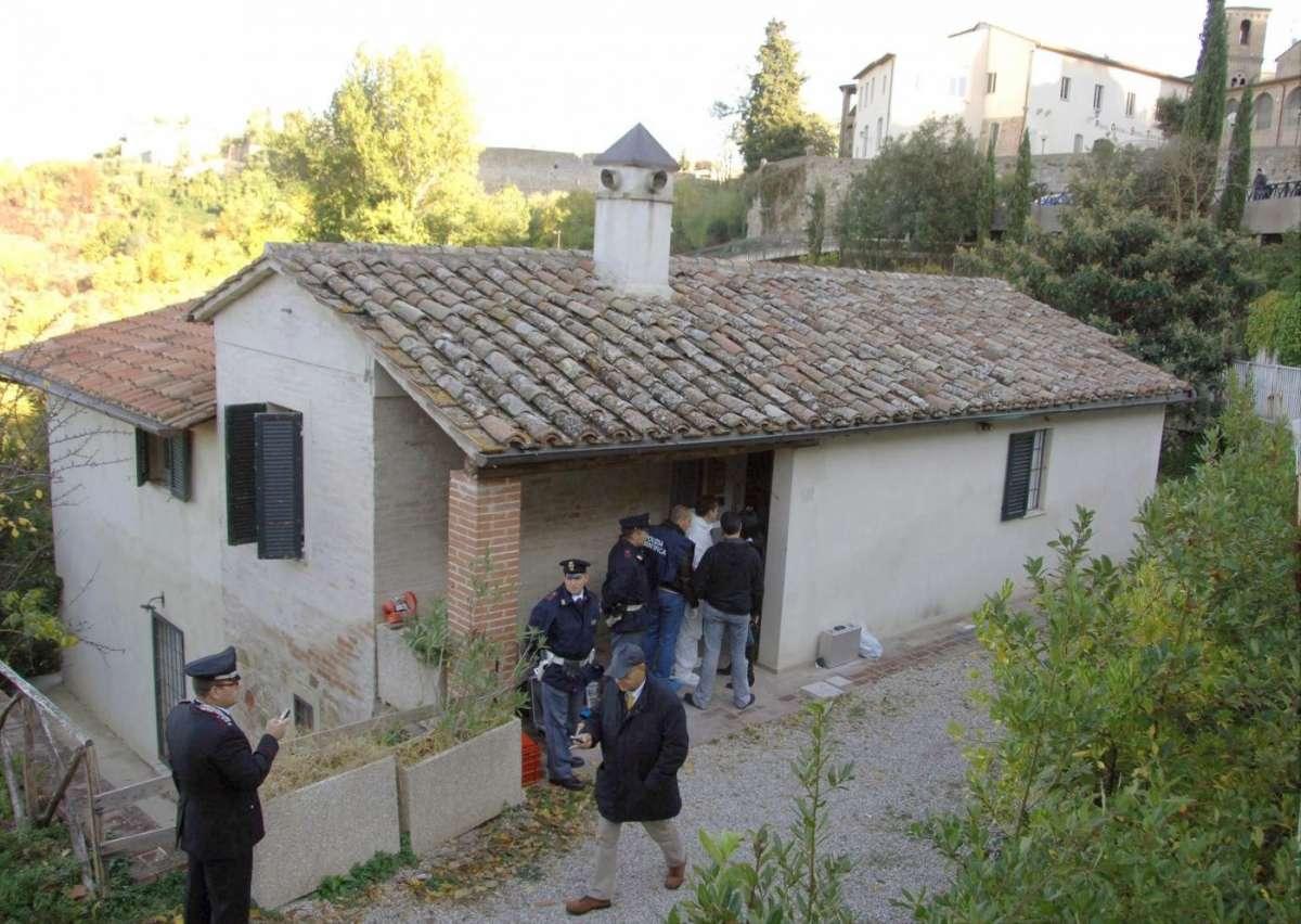 La casa del delitto