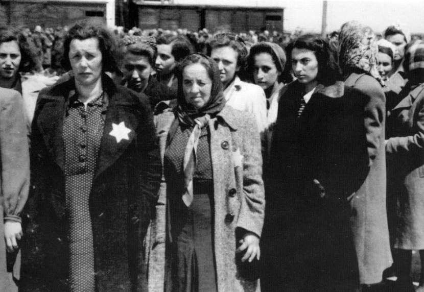 La deportazione delle donne