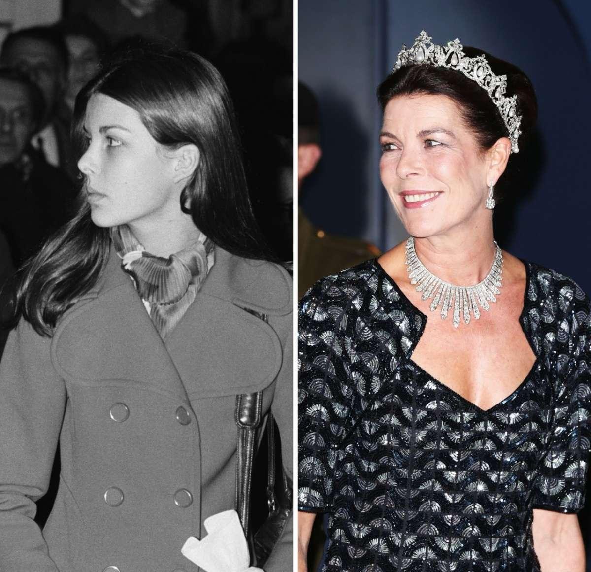 La principessa Carolina